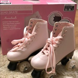 Shoes - Museum of Ice Cream Pink rollerskates